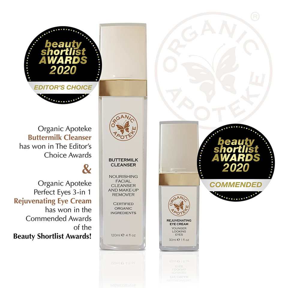 Award Winning Buttermilk Cleanser