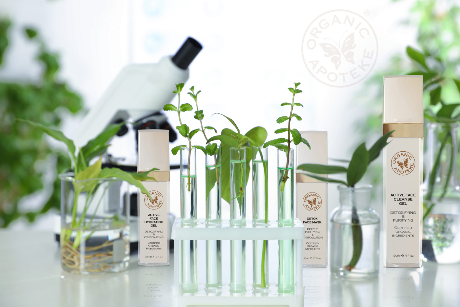 Science behind Organic Apoteke