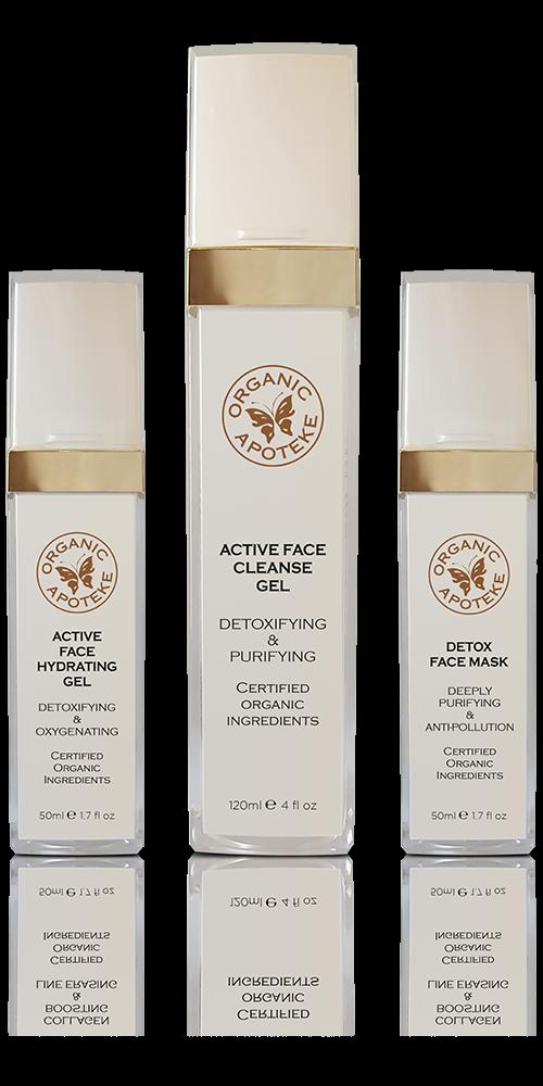 Total Detox Facial Gift Set
